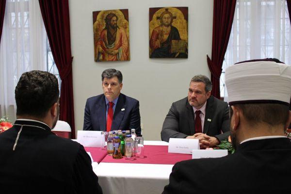 Bierman: Vjera je bitna, a građani BiH ipak imaju razloga za optimizam
