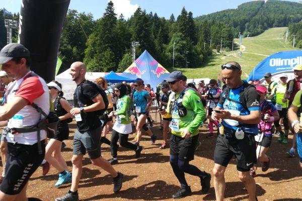 PRO-Budućnost podržala brdsku trku: Završen Vučko Trail, poznati i pobjednici