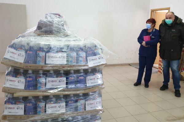 Pomoć USAID-a bh. gradovima stradalim u zemljotresu