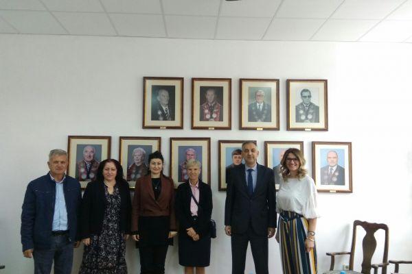 PRO-Budućnost i UNMO učvrstili saradnju kroz Platformu za mir