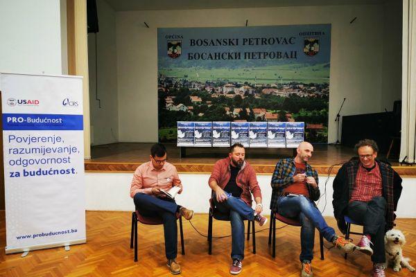 """""""Naš prvi seminar"""" u Bosanskom Petrovcu: Pred nama je dug put"""