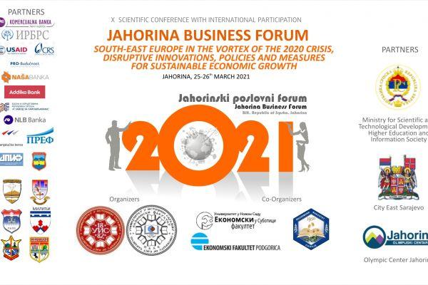 Klix.ba: Jahorinski poslovni forum posvećen novim modelima saradnje u ekonomskoj krizi