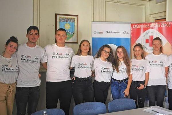 PRO-Budućnost mali grantovi: Objava rezultata javnog poziva 2019/2020