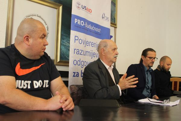"""Žrtve rata složne i u Višegradu: """"Stoljećima smo živjeli zajedno, sada se i borimo zajedno"""""""
