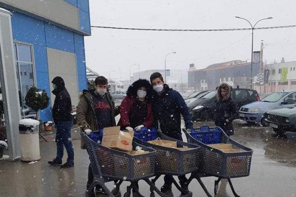 Prijedorski mirovnjaci pomažu starijima tokom pandemije