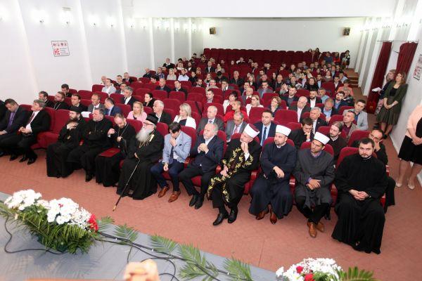 Važan partner u međureligijskom dijalogu: Bogoslovski fakultet Foča proslavio svoju krsnu slavu Sv. Vasilija Ostroškog