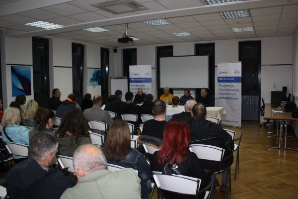Klix.ba: Žrtve rata pomažu mladima iz BiH da uče iz njihovih stradanja