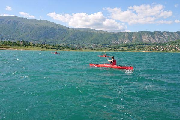 Mladi veslači iz Jablanice i Prozor-Rame zajedno grade bolju budućnost