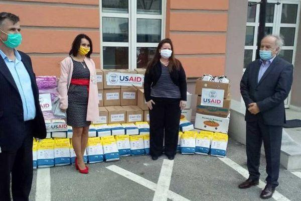 Direktorica USAID-a u posjeti Foči i Brezi