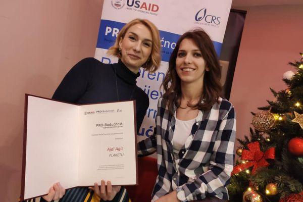 Prvi dobitnici PRO-Budućnost nagrade za Radne grupe