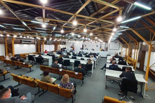 Skupština Zeničko-dobojskog kantona usvojila Platformu za mir