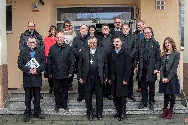 Katolički svećenici Vrhbosanske nadbiskupije razgovarali o Akcionim planovima Platforme za mir