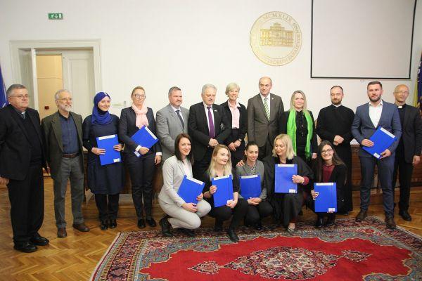 Ne postoje granice u poimanju dobra: Potpisan Memorandum o razumijevanju između Univerziteta u Sarajevu i projekta PRO-Budućnost